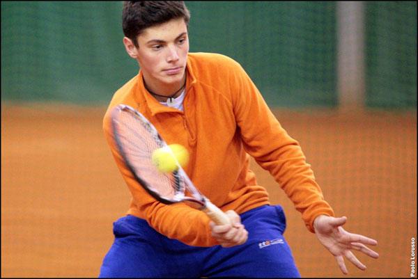 Giammarco Micolani Tennis Novoli