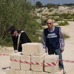 Sequestro cava Melpignano