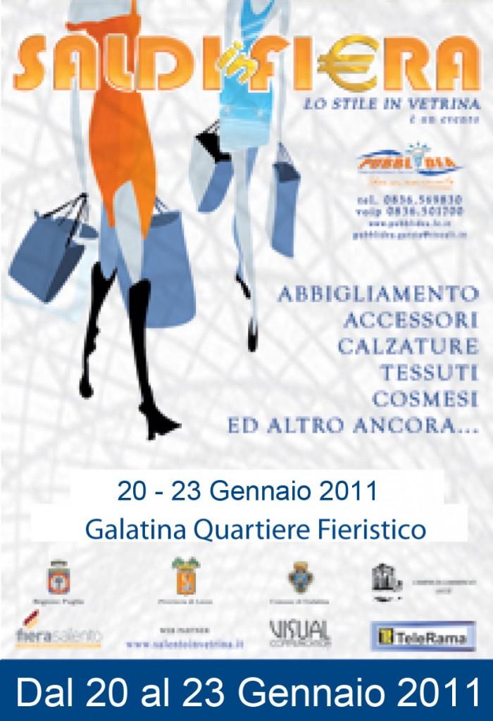 Saldi in fiera a galatina il gallo for Galatina news cronaca