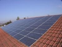 tetto con fotovoltaico