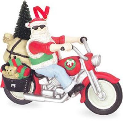 Immagini Babbo Natale In Moto.Tricase Babbo Natale Arriva In Moto Il Gallo
