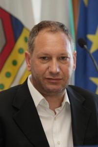 Il consigliere regionale Sergio Blasi