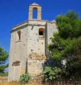 La Chiesa della Madonna di Costantinopoli, volgarmente conosciuta come Chiesa dei Diavoli