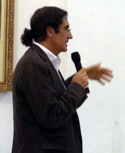 Luigi Russo presidente del Csv Salento e Moderatore del Cantiere
