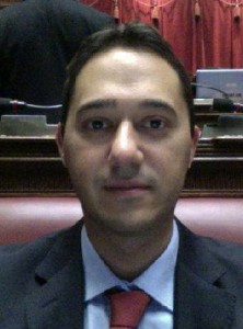 Diego De Lorenzis,  deputato del M5S