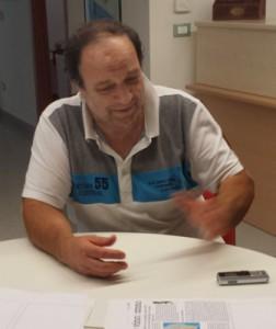 Giulio Sparascio, presidente nazionale di Turismo Verde