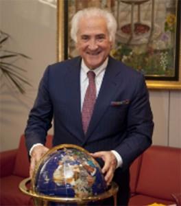 Giuseppe Maria Ricchiuto presidente e fondatore della Specchiasol