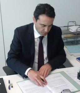 Il sindaco Carlo Portaccio