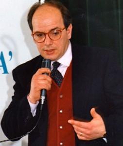Il sindaco di Ruffano Carlo Russo
