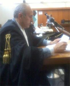 L'avvocato Sergio Santese