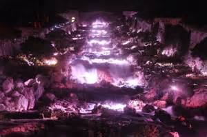 La cascata monumentale