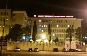 OSPEDALE TRICASE NOTTE