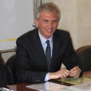 Il direttore generale della Provincia di Lecce Giovanni Refolo