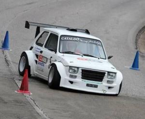 rally slalom ruffano motor sport
