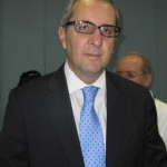 """Antonio Aguglia, presidente di """"Tria Corda"""""""