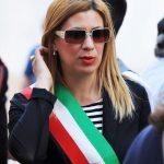 Il sindaco di Alessano Francesca Torsello