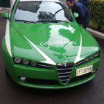 auto-carabinieri-verde