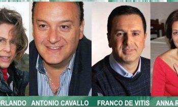 Ruffano i candidati sindaco