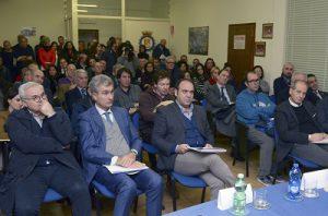 Saletta Orsini gremita per la conferenza sul 50 Rally del Salento