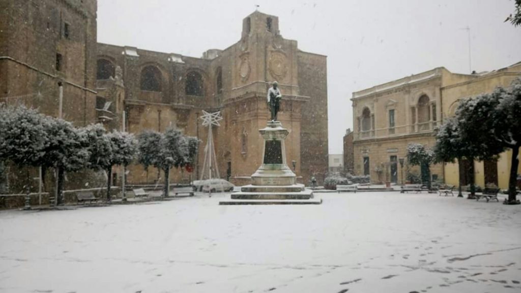 Tricase - Piazza Pisanelli