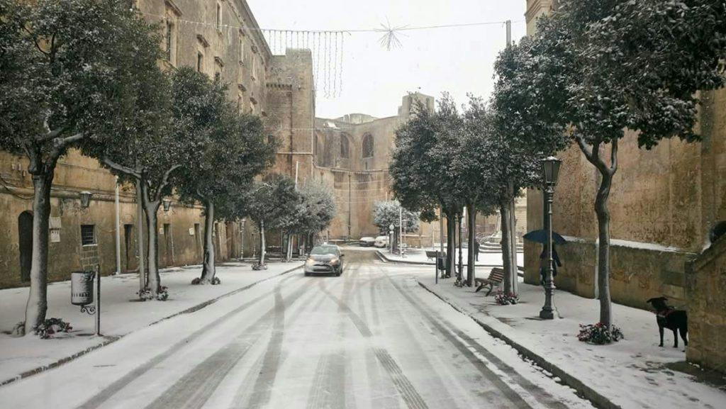 Tricase - centro storico