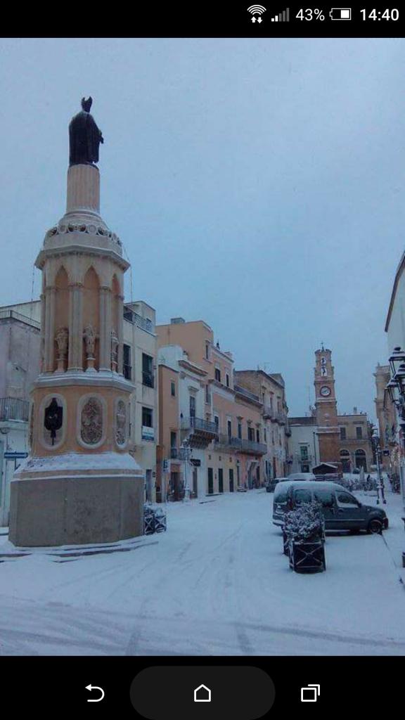 Casarano - Colonna di San Giovanni