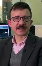 Giovanni Indiveri di Unisalento, coordinatore del progetto WiMUST