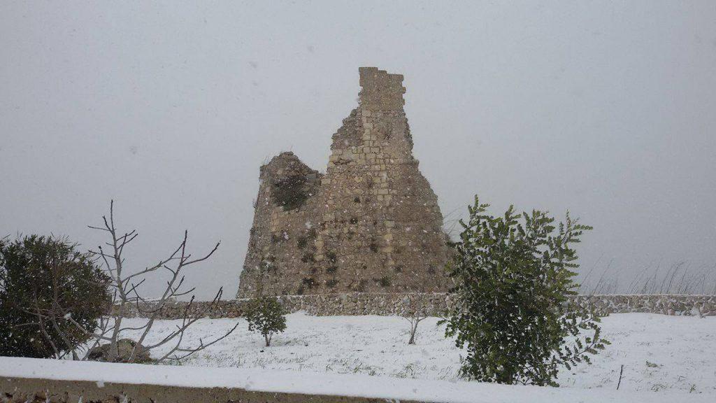 Torre Nasparo, Tiggiano (di Martina Russo)
