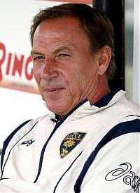L'allenatore boemo ai tempi del Lecce