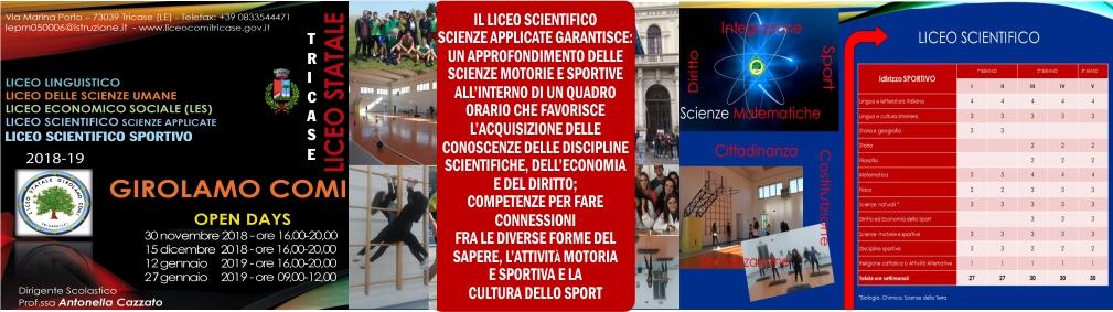 Liceo Comi Tricase