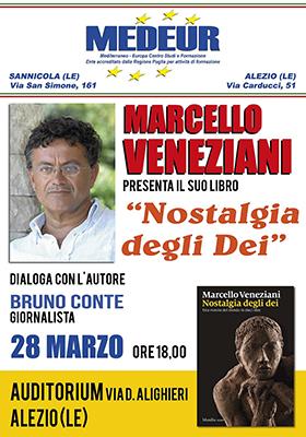 Locandina Veneziani ad Alezio