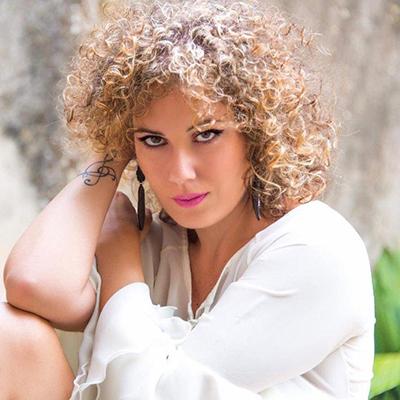 Mezzosoprano Vincenza De Rinaldis