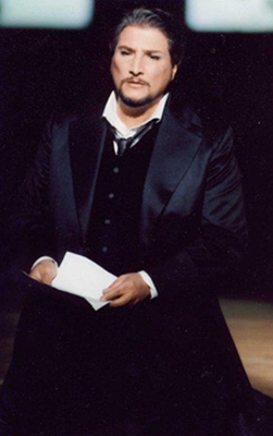 tenore Massimiliano Pisapia