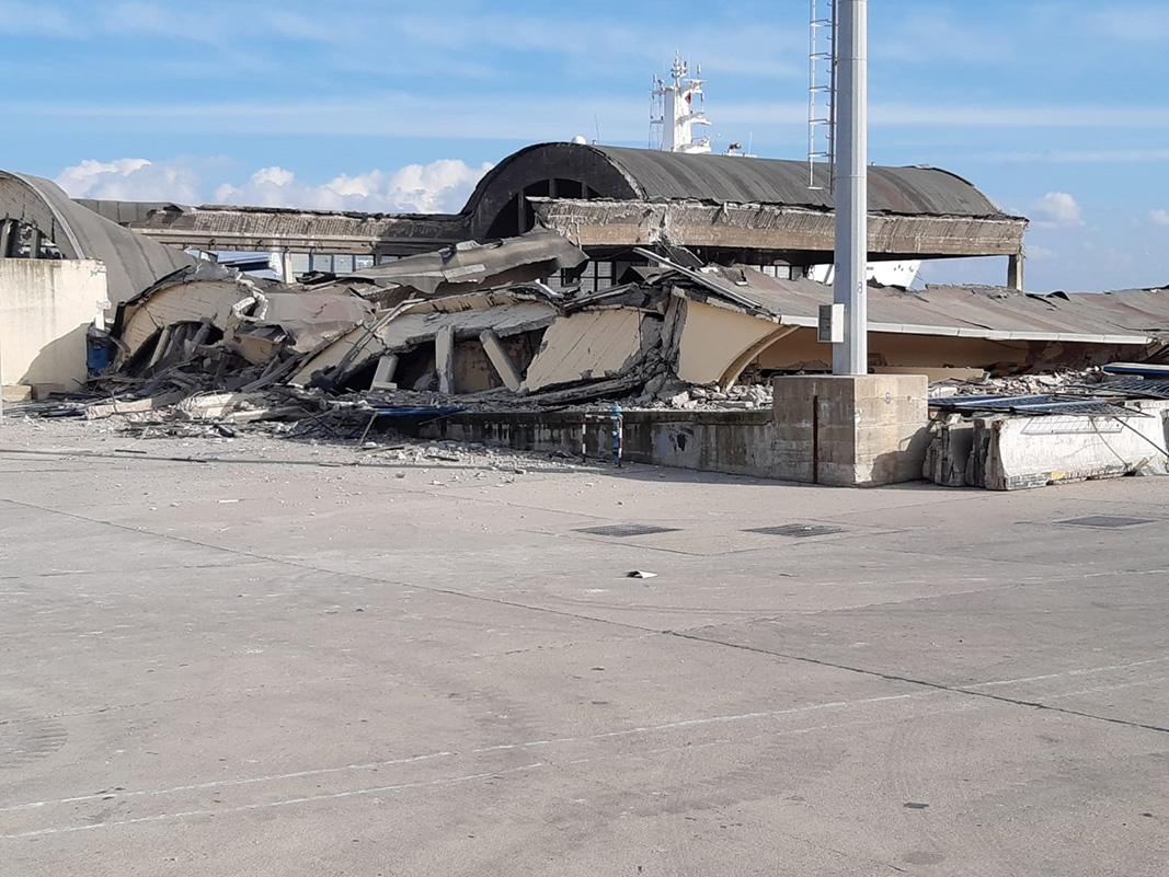 Pompieri Salentini a Durazzo