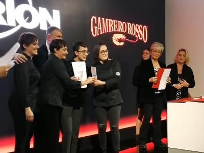 Premio Gambero Rosso Gelateria G&Co Tricase